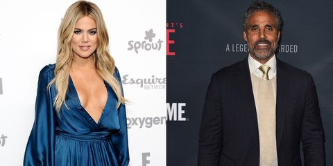Khloe Kardashian and Rick Fox spotted on a date at a mexican restaurant
