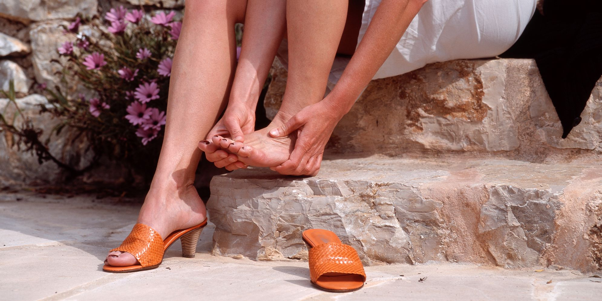 Summer footwear hacks: how to stop your feet from rubbing and smelling this summer