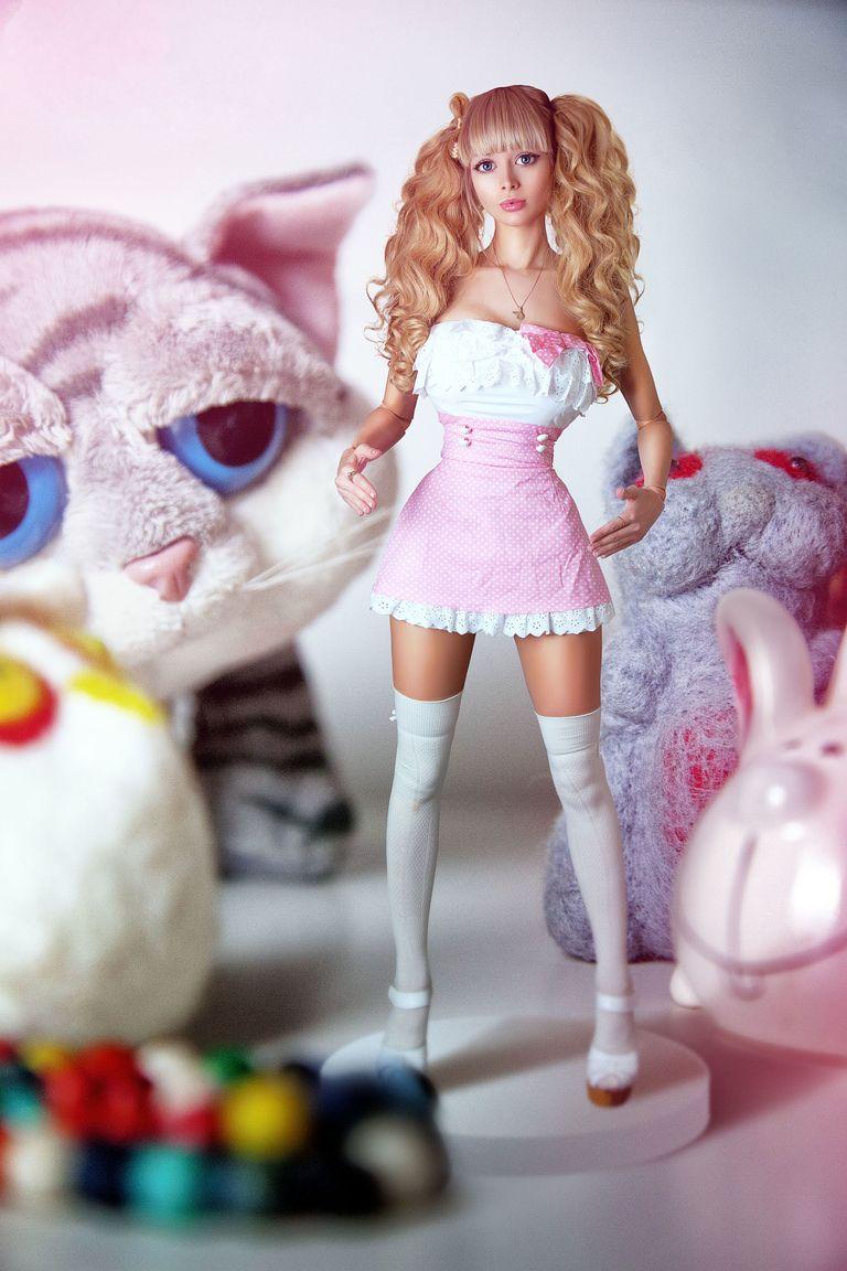 Barbie Has a New Body Cover Story  TIMEcom