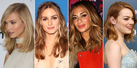 Hot highlights for summer hairspiration