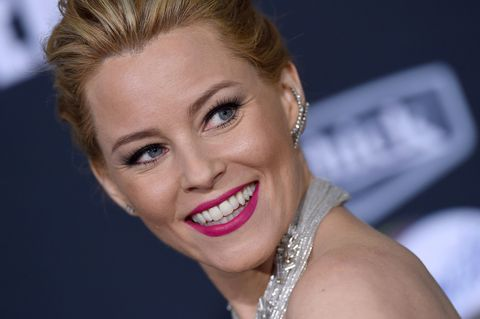 Elizabeth Banks at the Pitch Perfect premiere