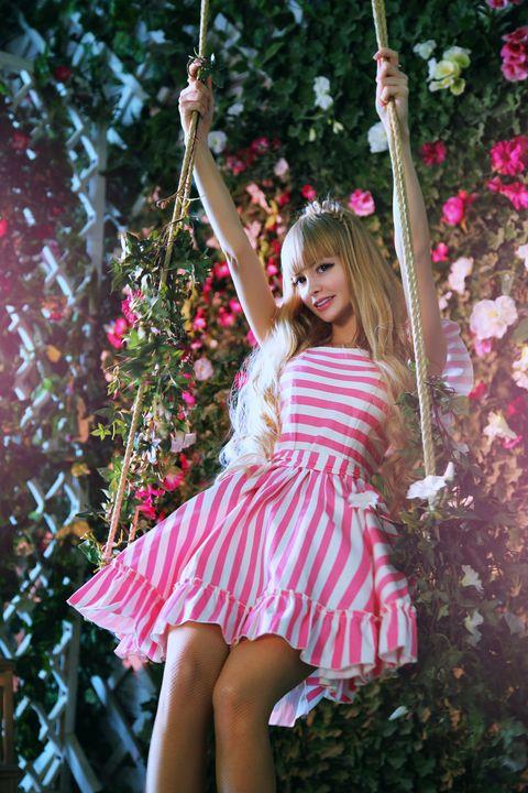 Angelica Kenova Russian Human Barbie