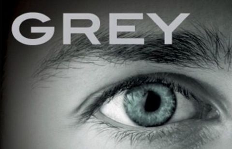 New Fifty Shades of Grey book