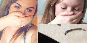 """My eyebrows peeled off..."" 6 beauty horror stories that'll make you rethink EVERYTHING"