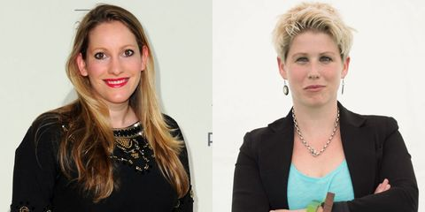 Laura Bates and Caroline-Criado Perez receive Birthday Honours from the Queen