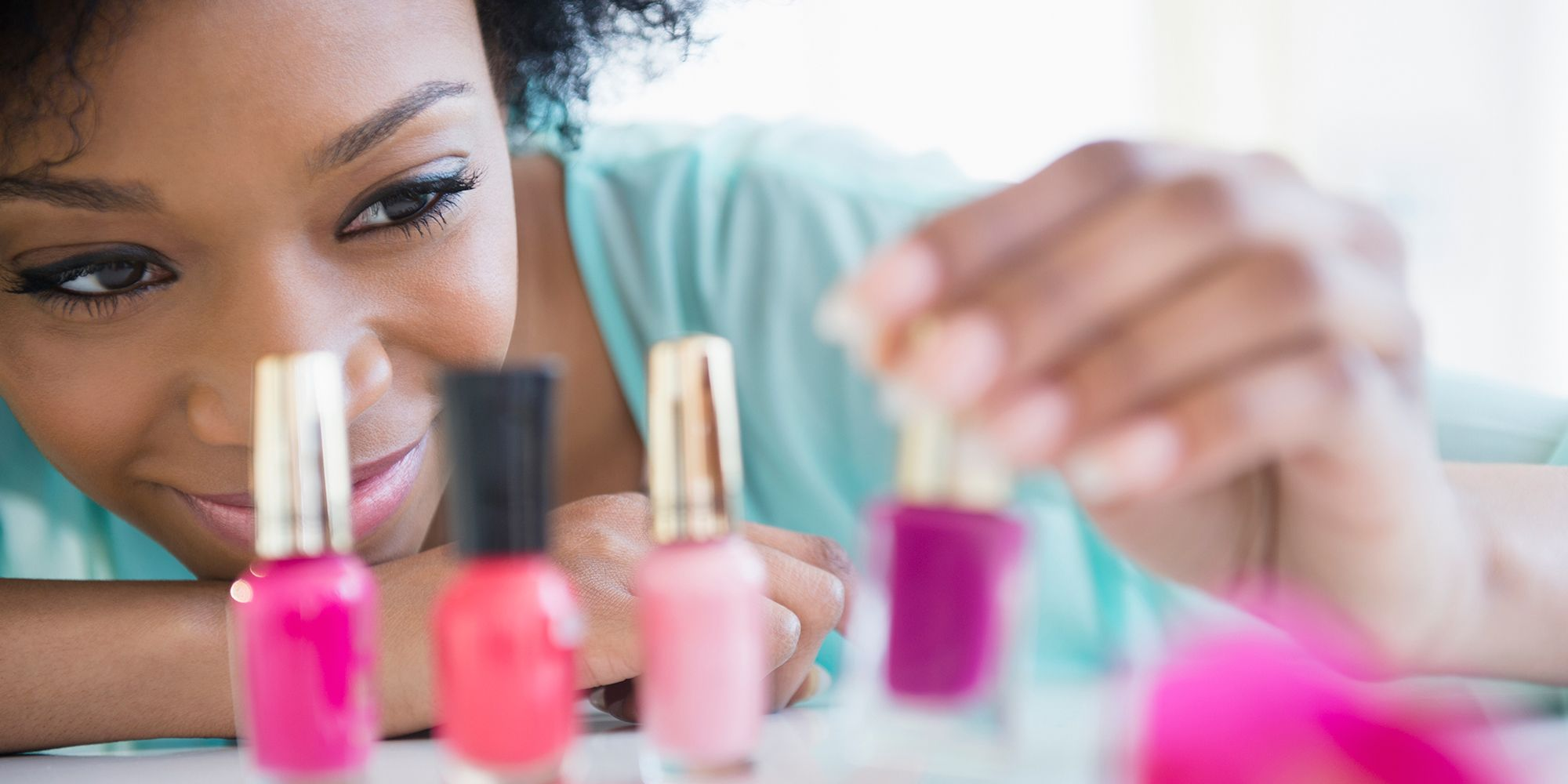Fancy earning £35k a year testing nail polishes?