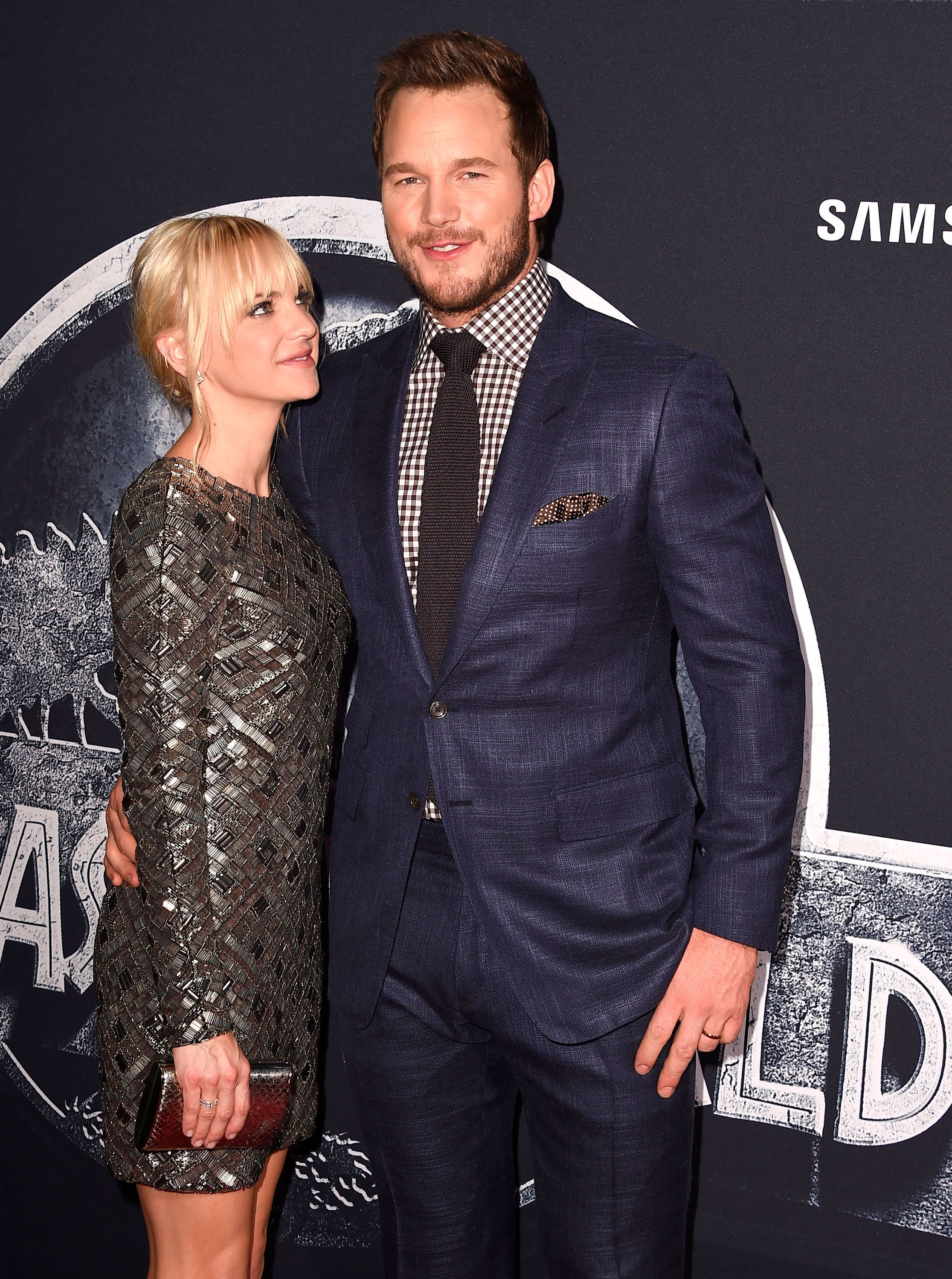 Chris Pratt and Anna Faris: a timeline of their relationship