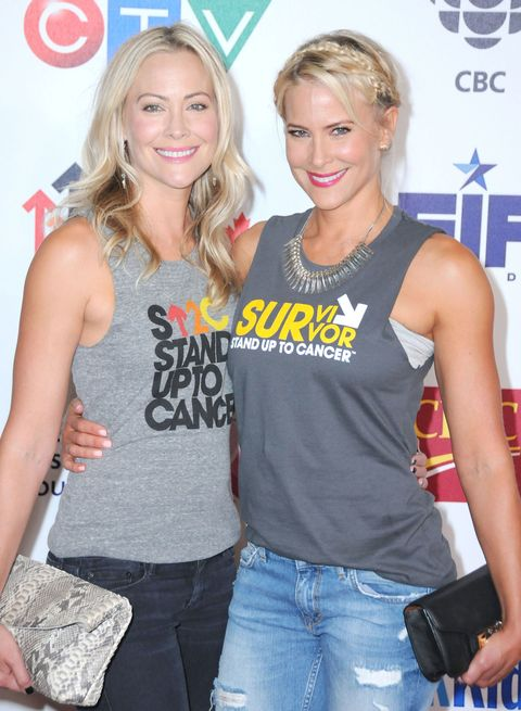 the twins from sweet valley high look incredible now