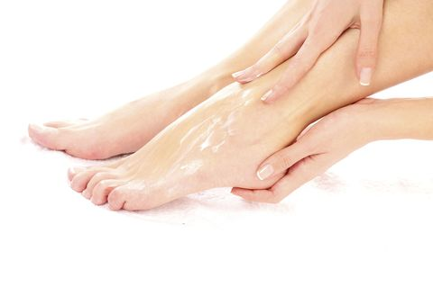 Should you cleanse your feet like you do your face?