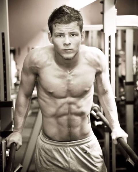 The Kid From Jerry Maguire Is All Grown Up And Buff
