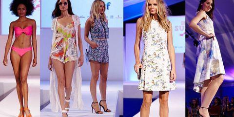 Cosmopolitan Summer Party Fashion Showcase