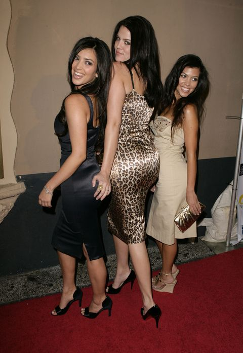 #TBT to when Kim, Khloe and Kourtney looked like THIS.