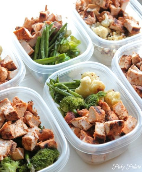 Packed lunch ideas for work healthy packed lunches 17 chicken and vegetable bowls forumfinder Choice Image