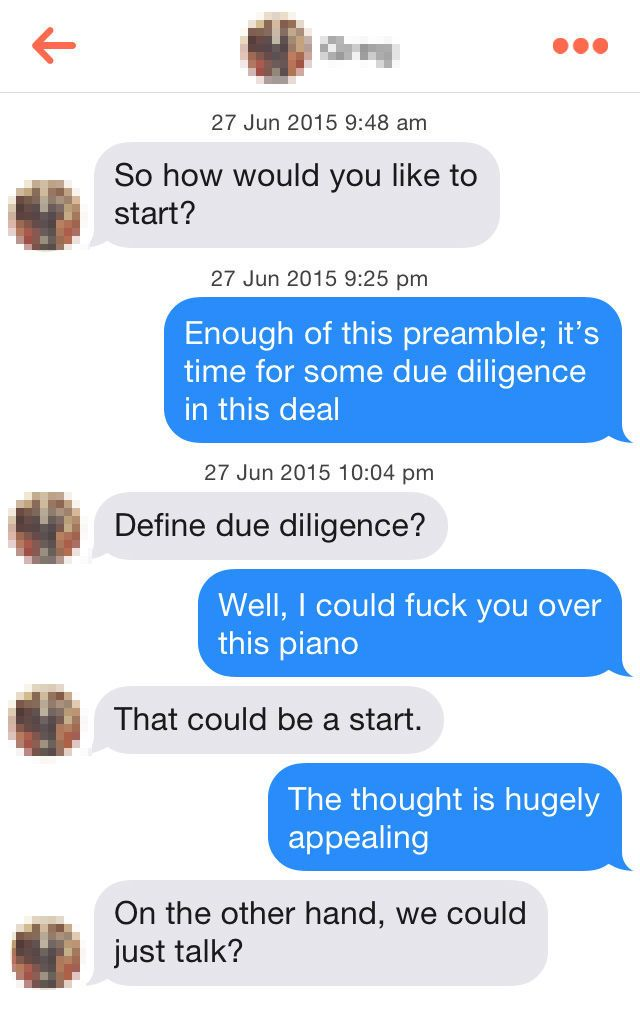What to message a guy on tinder