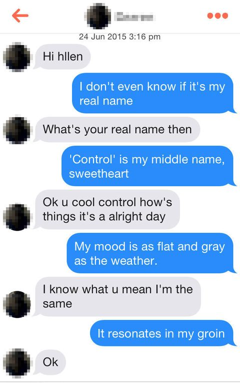 how to message guys on tinder