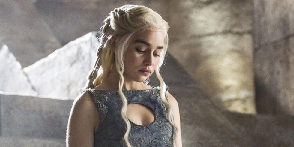 Game Of Thrones Spoiler Emilia Clarke S Daenerys