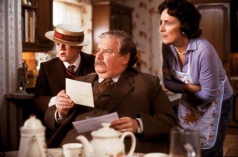The Dursleys from Harry Potter