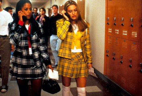 7e12b6aea85a2 The yellow plaid skirt suit. Cher Horowitz  best Clueless outfits ever