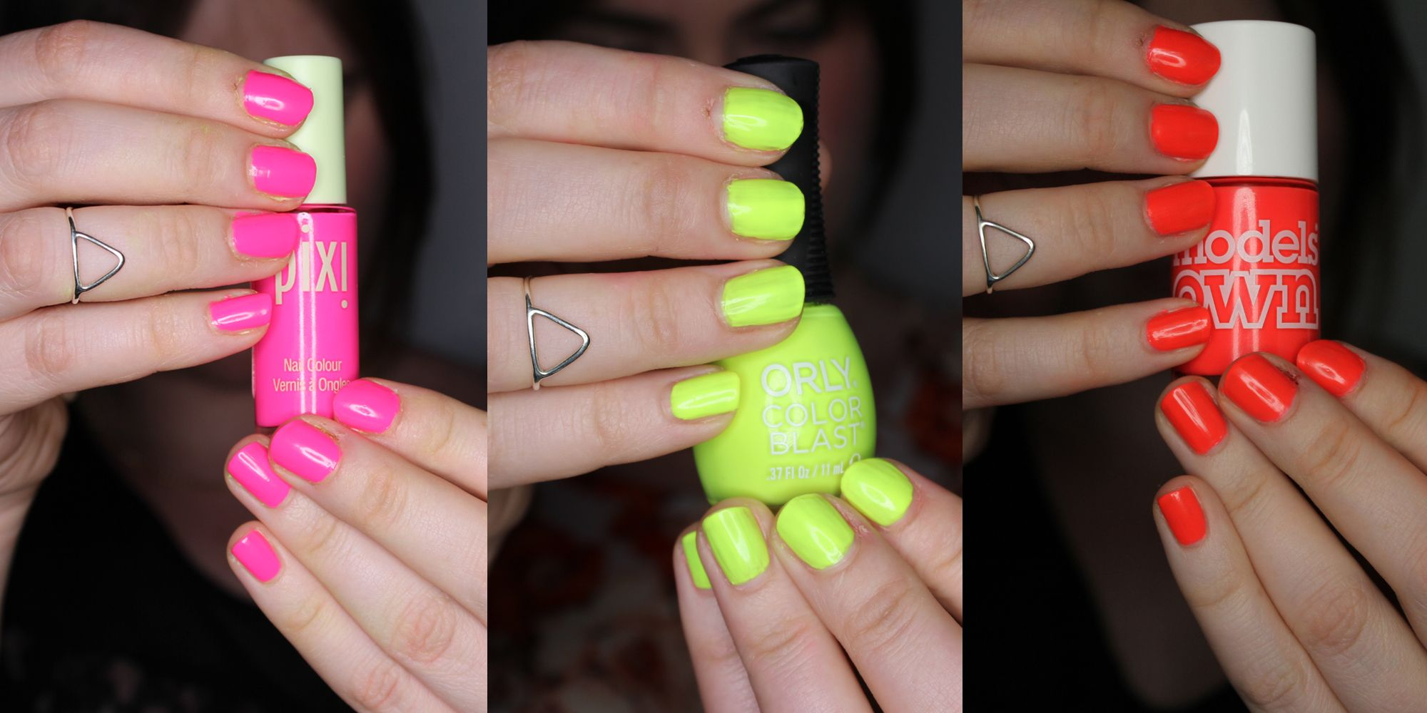 The best neon nail varnishes for summer