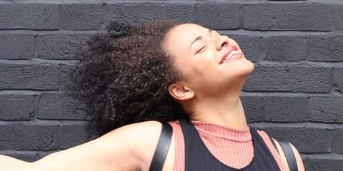 Afro hair tips for the heatwave
