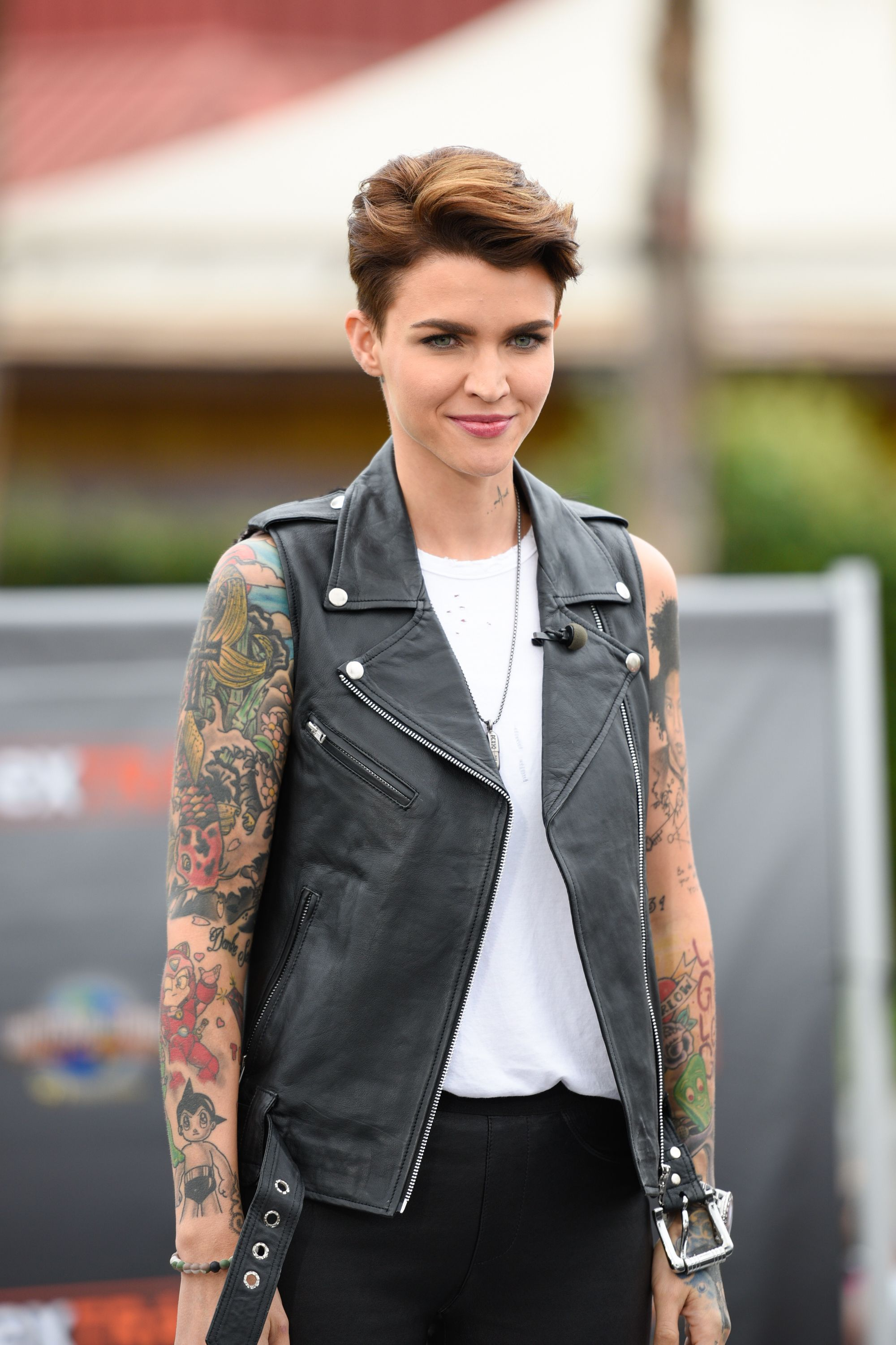 Orange Is The New Blacks Ruby Rose Admits She Saved Up For A Sex Change From The Age