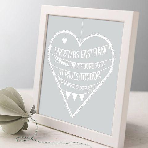 12 Unique Wedding Gifts Ideas