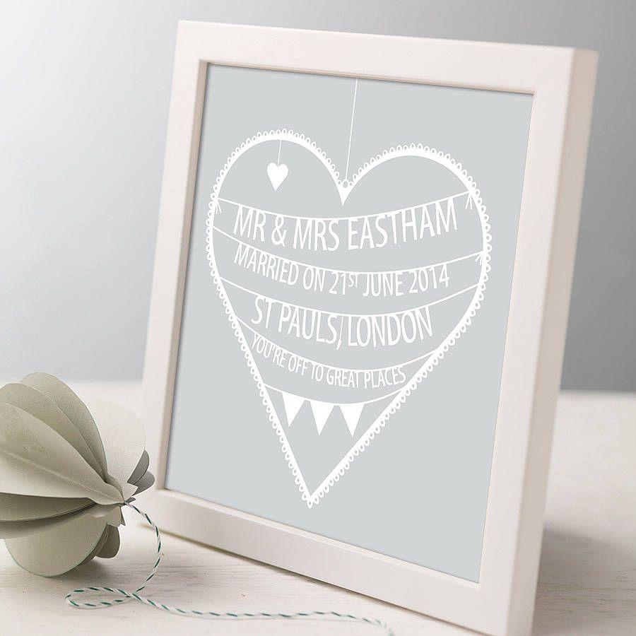 image & 12 Unique Wedding Gifts Ideas