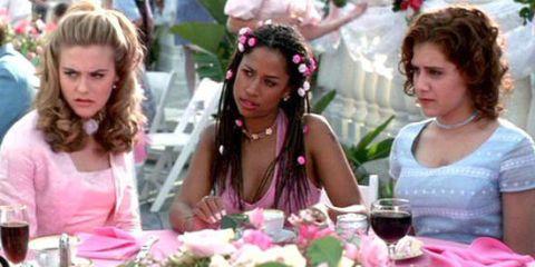Cher Horowitz bridesmaid dress in Clueless