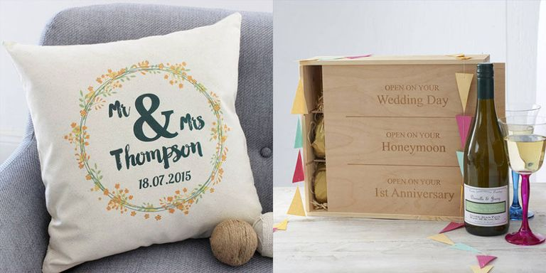 12 unique wedding gifts ideas i now pronounce you the best wedding gift giver negle Images
