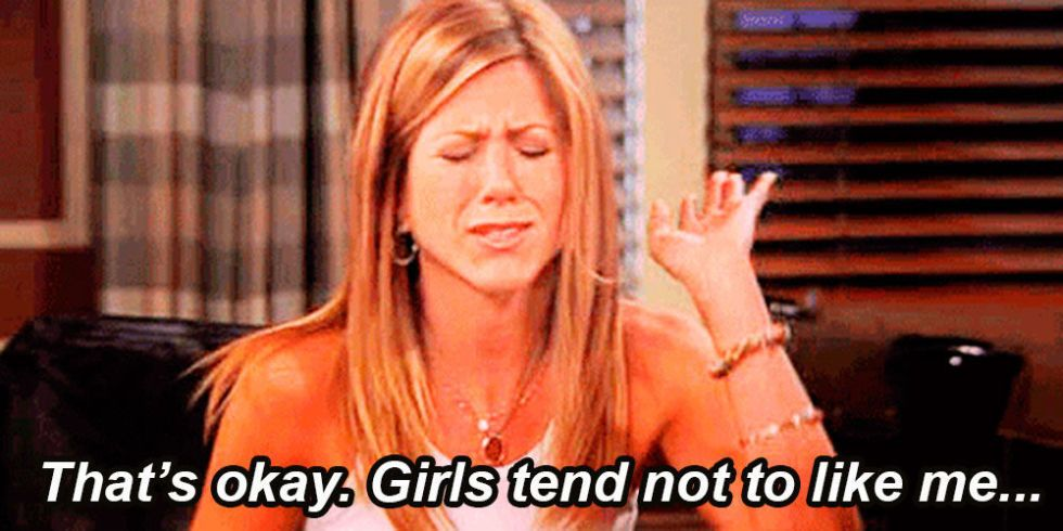 27 Times Rachel Green Was Actually A Bit Of A Bitch