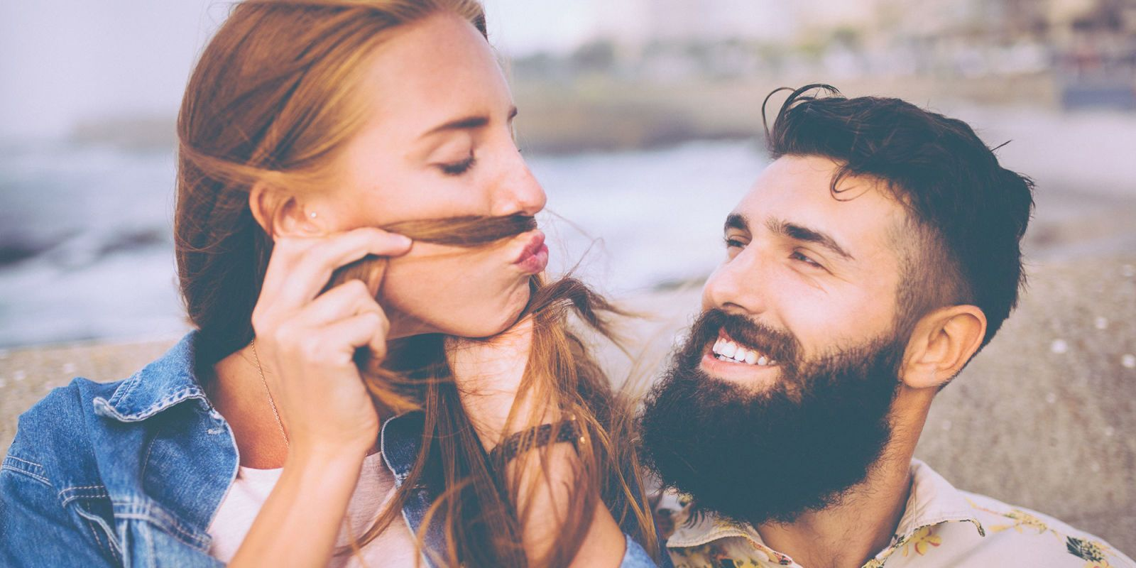 Dating app for guys with beards trend