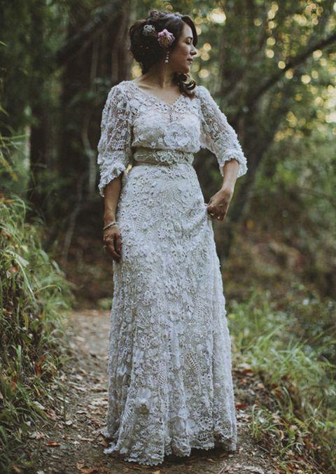 10 of the best vintage inspired wedding dresses