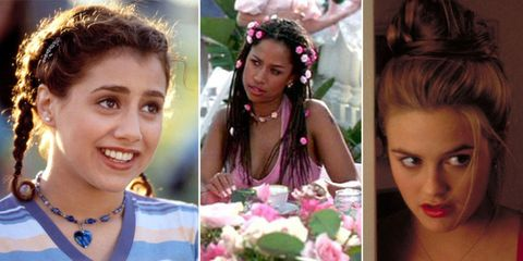 14 iconic Clueless hairstyles