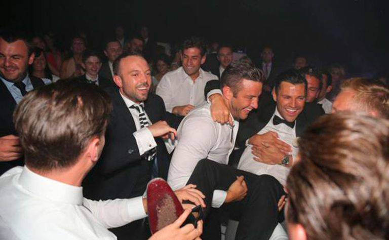 Mark Wright Has Just Shared Some Amazing Wedding Pictures