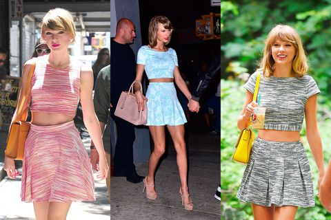 7c851a7a5ff Definitive proof Taylor Swift only ever wears the same 10 outfits