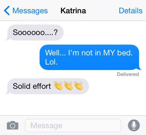 friendship texts to send