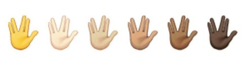 There is a secret middle-finger emoji just waiting to be