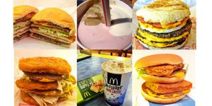 McDonald's secret menu Hack the menu