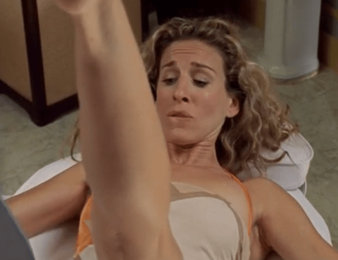 How It Really Feels To Get A Hollywood Bikini Wax