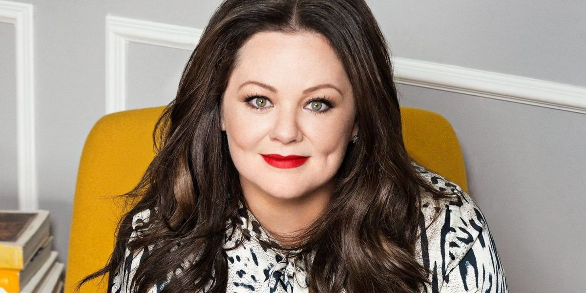 Melissa Mccarthy Urges People To Stop Using The Plus Size
