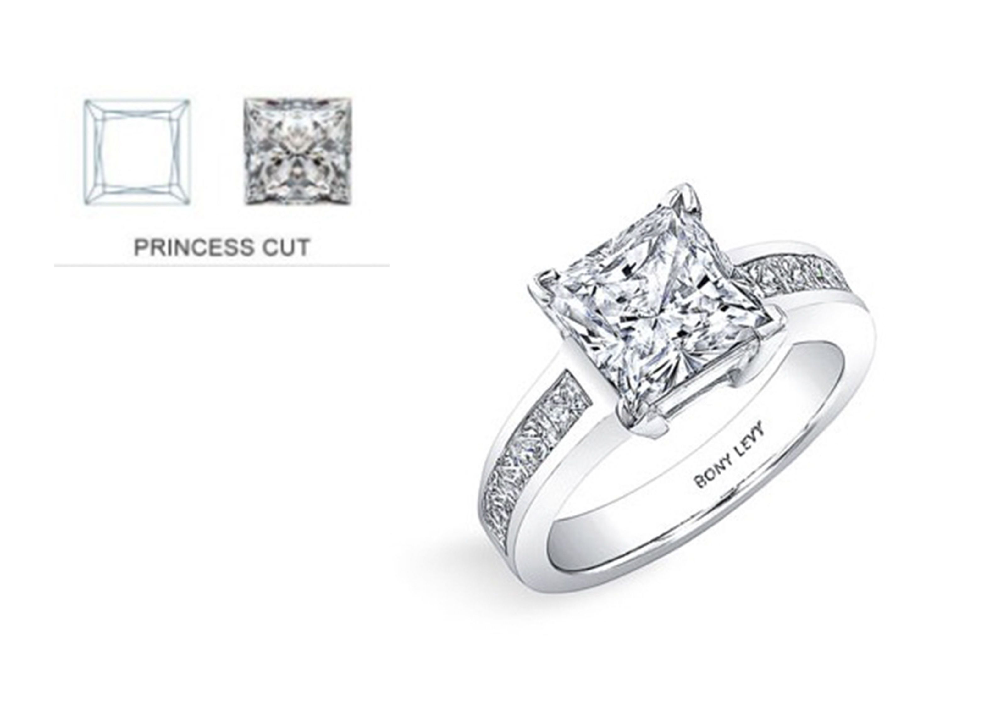 What are the different engagement ring cuts and shapes Your