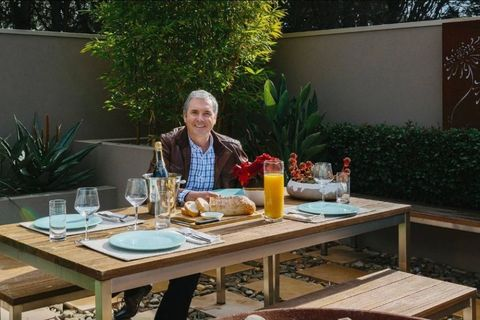Karl and Susan's Ramsay Street house is on Airbnb!