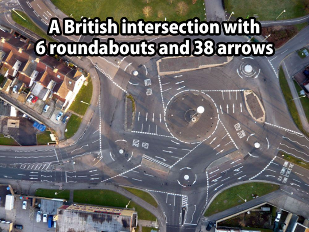 1438697736 roundabout swindon?crop=1xw 1.0xh;centertop&resize=480 * swindon's magic roundabout has got america freaking the hell out