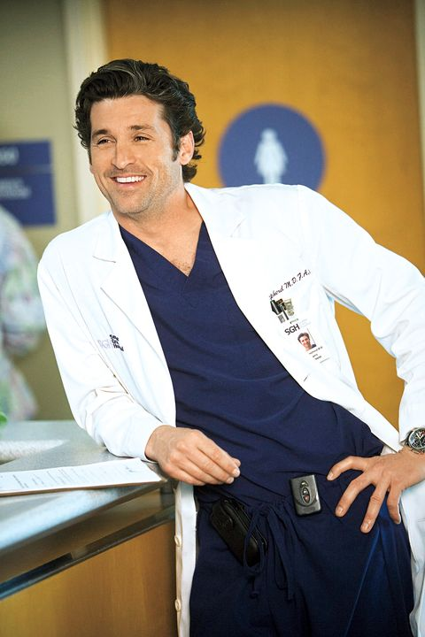 Patrick Dempsey Plays Mcdreamy One Last Time