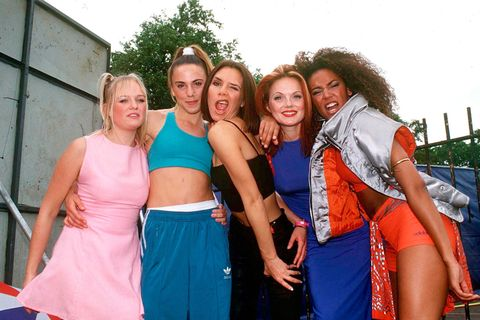 A SPICE GIRLS REUNION TOUR IS (probably) HAPPENING