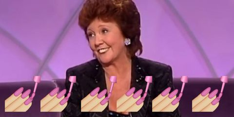 Cilla Black once outed an undercover Cosmopolitan journalist on Blind Date