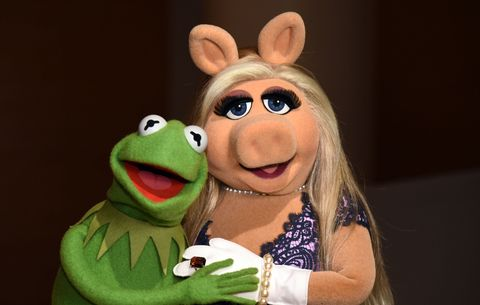 Miss Piggy and Kermit the frog are the latest celeb couple