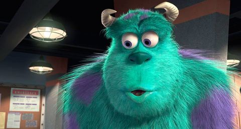 Admirable This Monsters Inc Fan Theory Makes Sense But Its Dark Af Caraccident5 Cool Chair Designs And Ideas Caraccident5Info