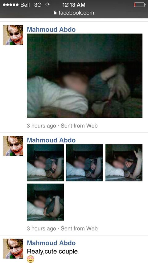 Hacker Takes Pictures Of A Couple Using Their Webcam