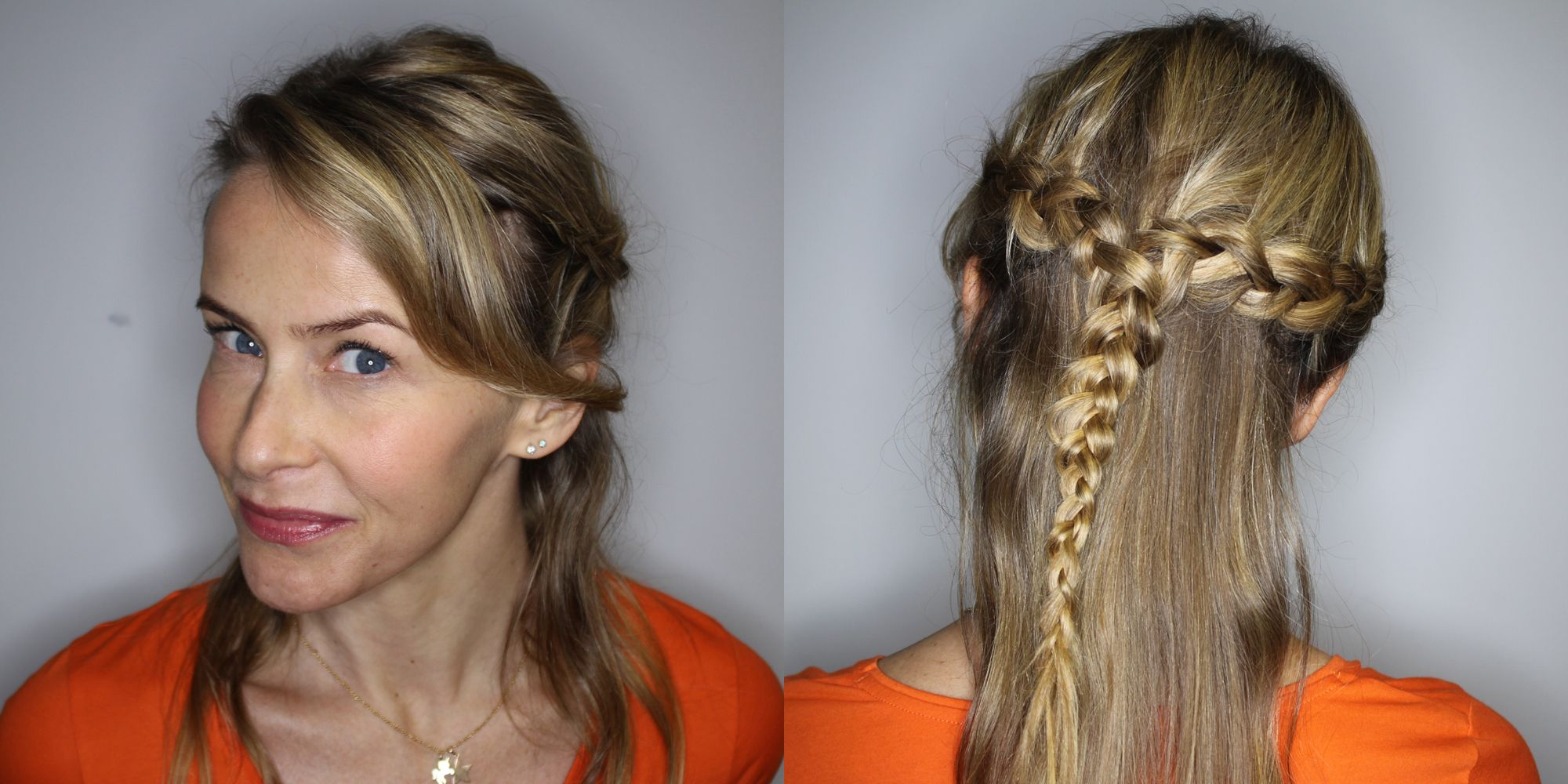 How To Do A Dutch Braid In Your Hair